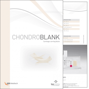 ChondroBLANK Brochure