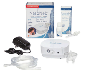 NasoNeb Sinus Therapy System - Complete System